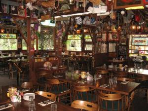 Double Musky Inn, Girdwood, Alaska tells the story about how this, now world famous place got it's start.