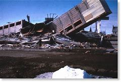Four Seasons Hotel in Anchorage was still under construction.