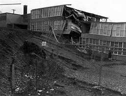 Government Hill Elementary School, March 27, 1964