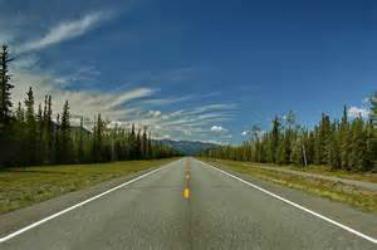 The Alaska Highway today
