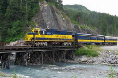 Alaska Railroad Stories, AnchorageMemories.com