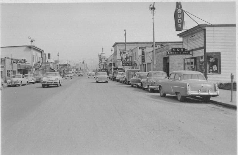 Anchorage 1953