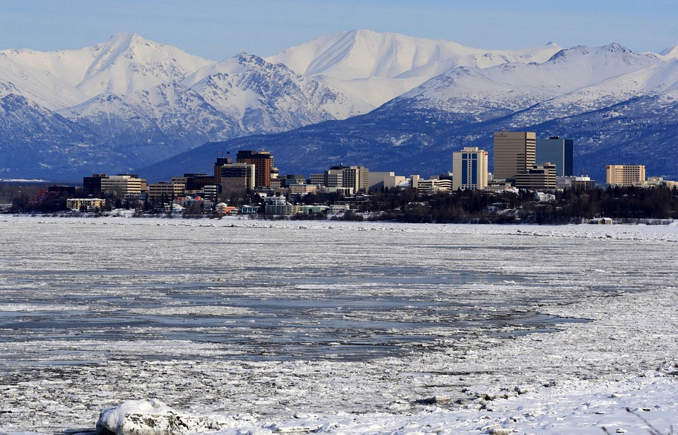 Anchorage today