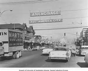 More Anchorage Alaska Stories on Anchorage Memories