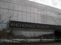 Museum in downtown Anchorage