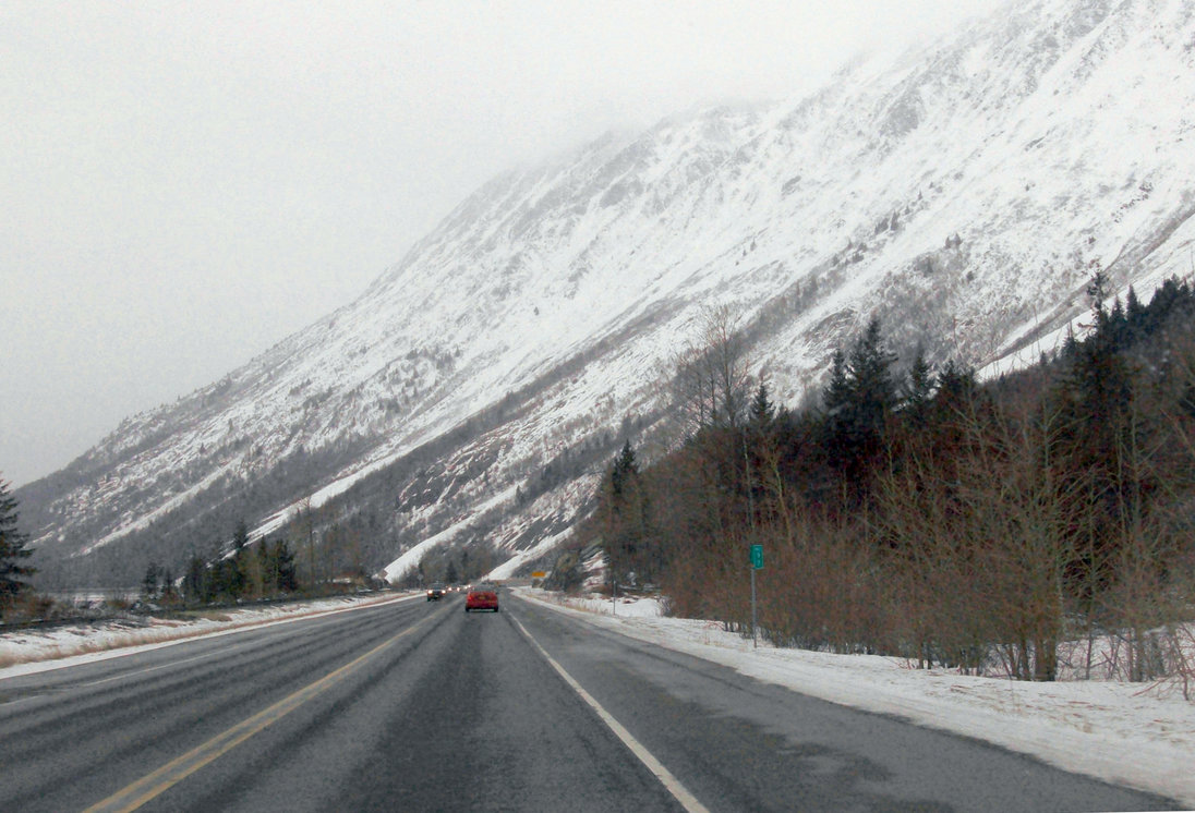 Facts about Anchorage Alaska. The Seward Highway begins in Anchorage. AnchorageMemories.com