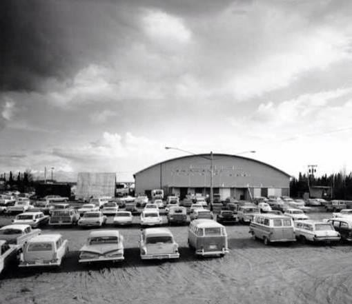 Anchorage Sports Arena
