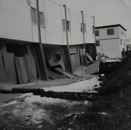 1964 great Alaska earthquake destruction