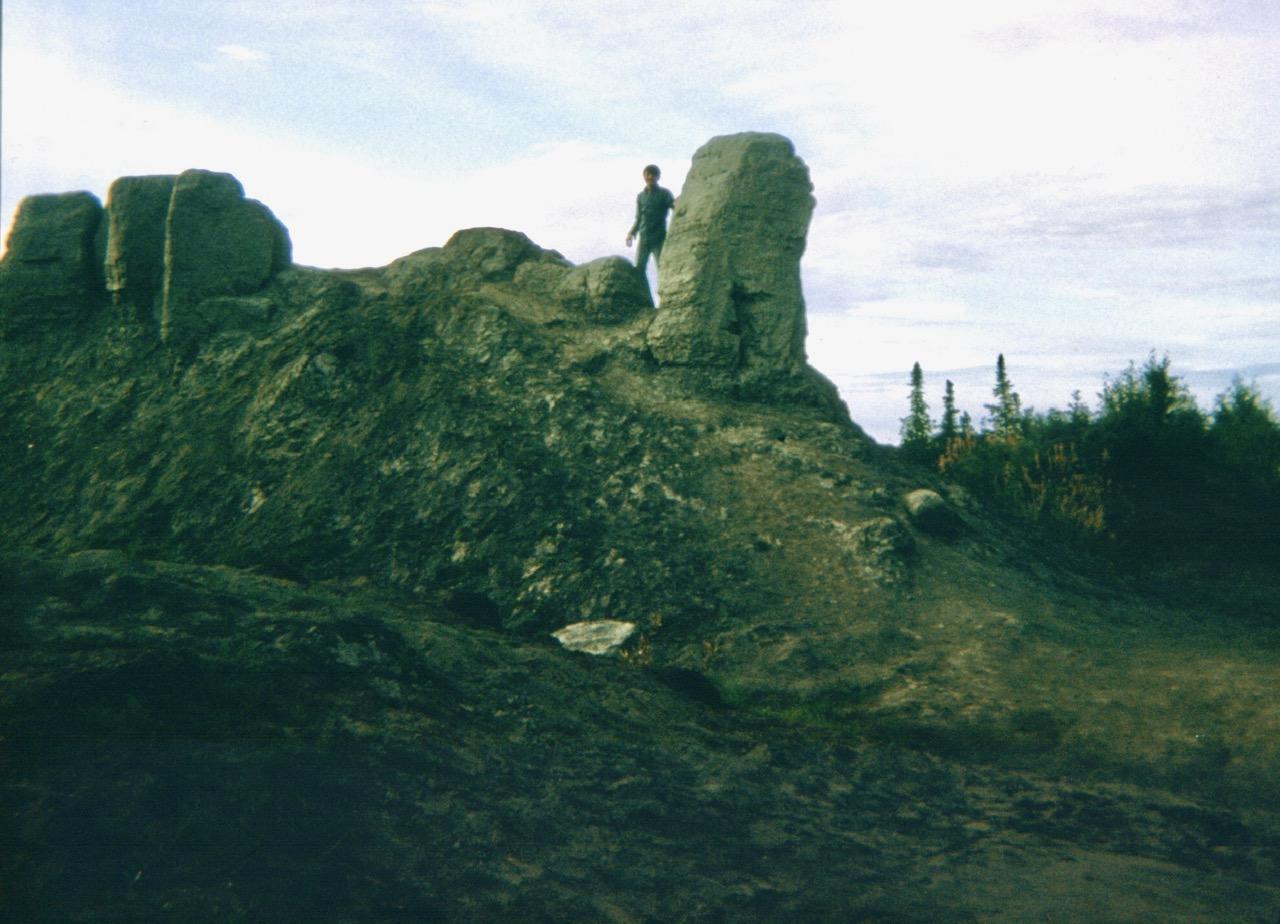 Park dedicated to remembering the 1964 Alaska earthquake