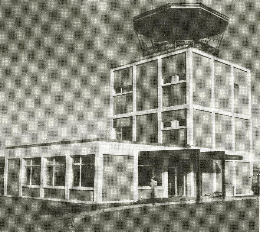 Merrill Field Tower