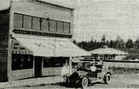 The early days of Wasilla
