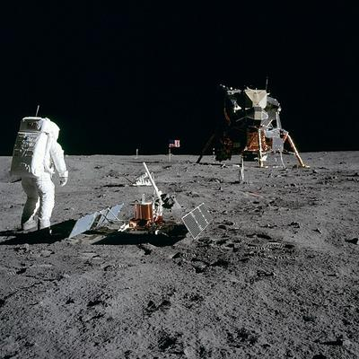 Apollo 11 Tranquility Base