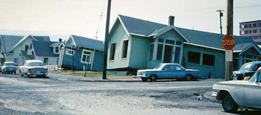 Neighborhoods were torn apart during the Great Alaska quake