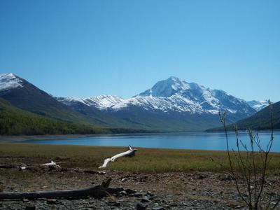 Eklutna Lake Campground