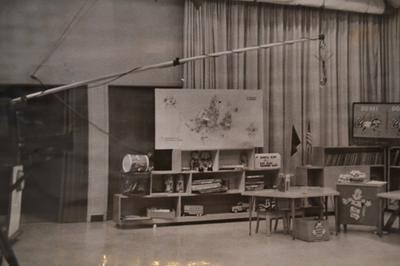 Romper Room Set KTVA Channel 11