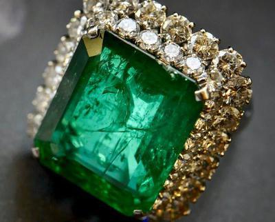 A $2,500 emerald