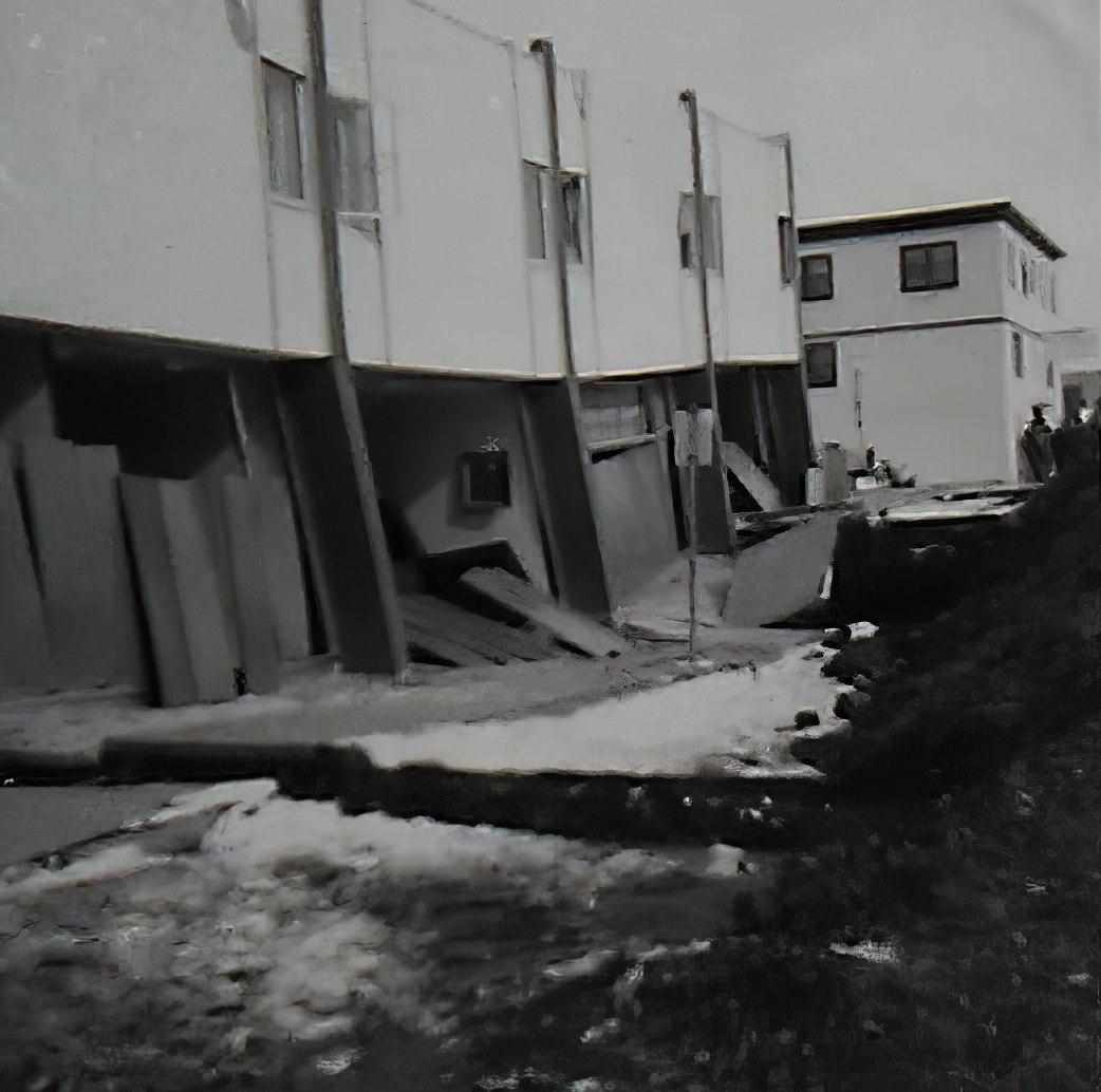 1964 great Alaska earthquake destruction